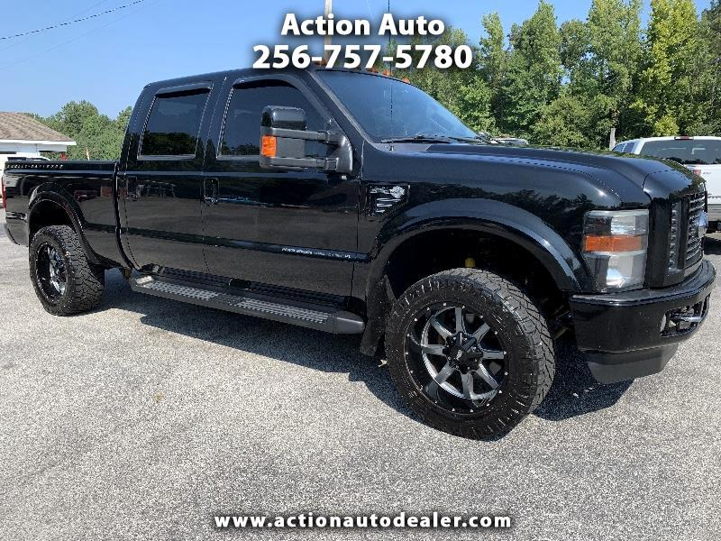 2010 Ford F-250 SD Crew Cab Short Bed Harley Davidson