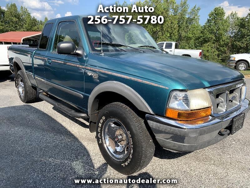 Ford Ranger XLT SuperCab 4WD 1998
