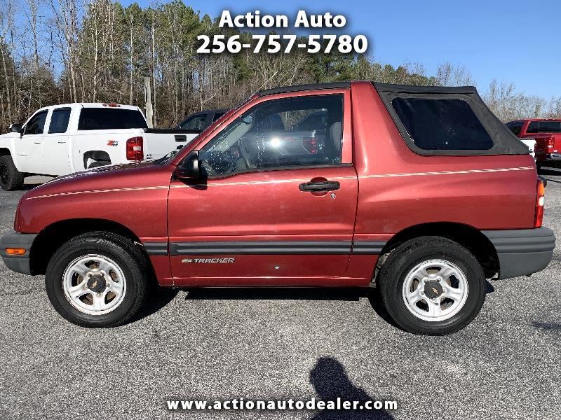 Chevrolet Tracker 2-Door 2WD 2000