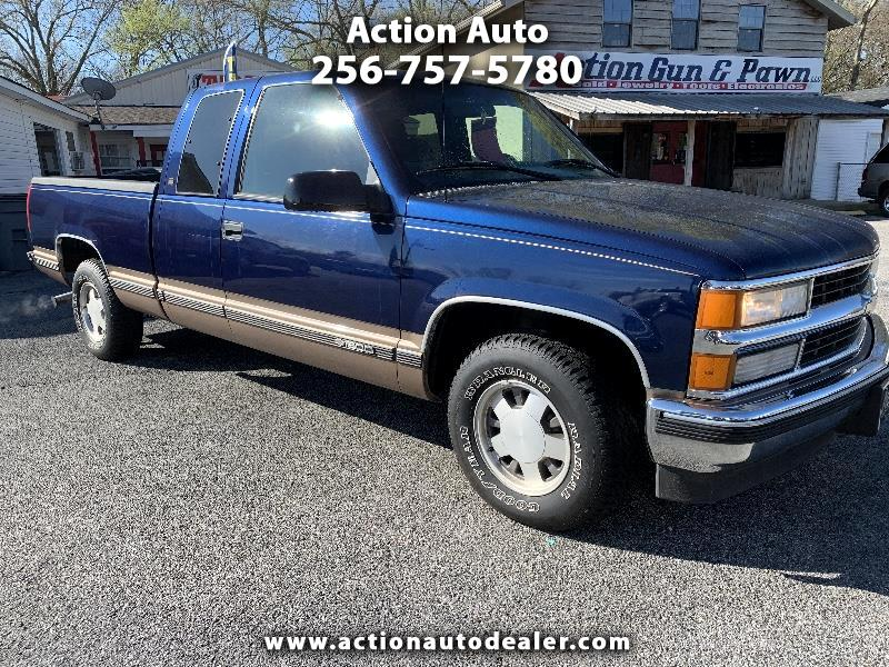 Chevrolet C/K 1500 Ext. Cab 6.5-ft. Bed 2WD 1998