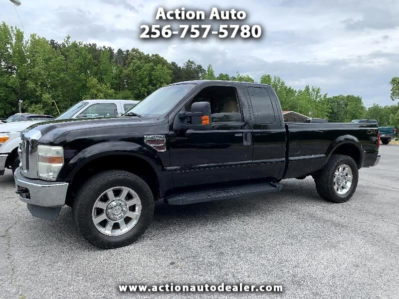 Ford F-250 SD XLT SuperCab LWB 4WD 2008