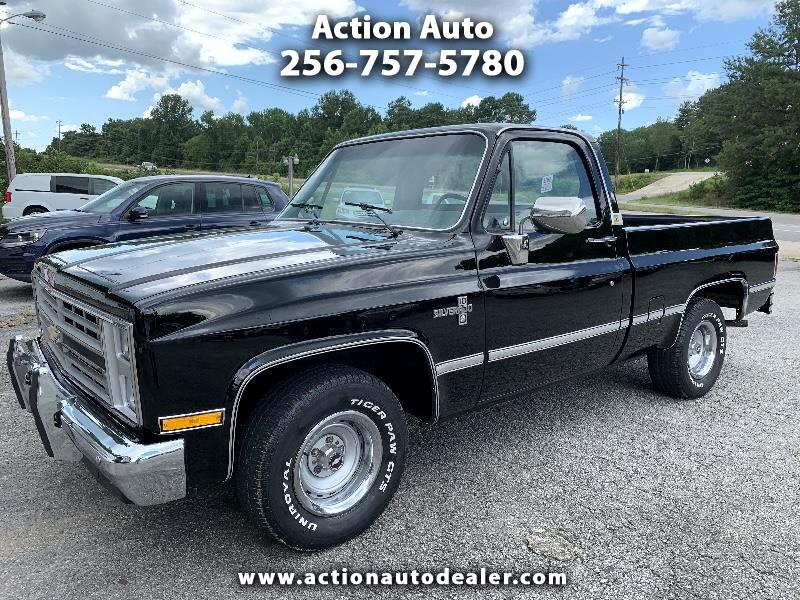Chevrolet C/K 10 Regular Cab 2WD 1986