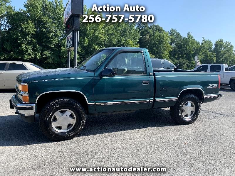 Chevrolet C/K 1500 Reg. Cab 6.5-ft. Bed 4WD 1996