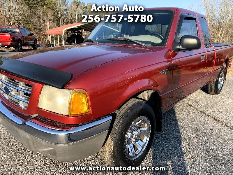 """Ford Ranger 2dr Supercab 126"""" WB XLT 2002"""