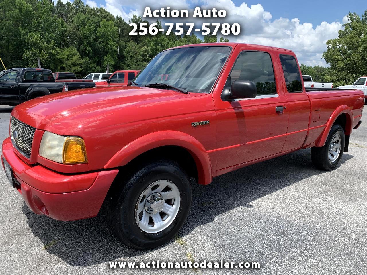 Ford Ranger Edge SuperCab 2WD - 371A 2003