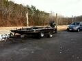 1985 Bullet 20DC Bass Boat