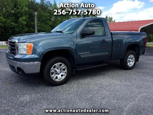 2008 GMC Sierra 1500 SLE Reg. Cab Short Bed 2WD