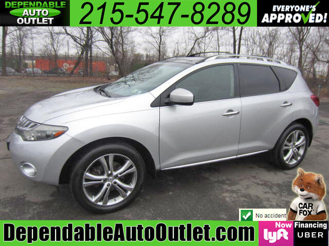 2009 Nissan Murano LE AWD w/Rear Camera