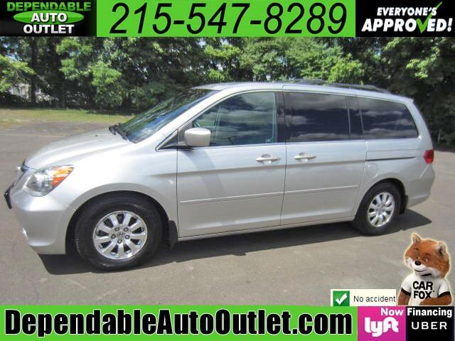 2009 Honda Odyssey EX 8 Passenger