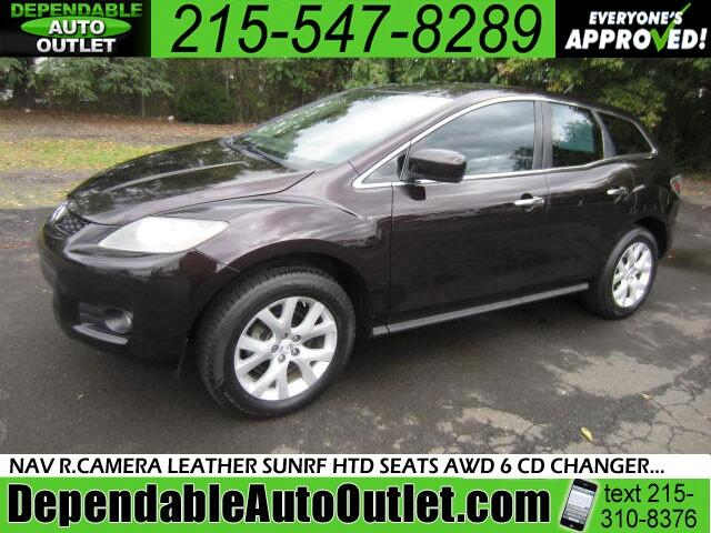 2007 Mazda CX-7 AWD 4dr Grand Touring