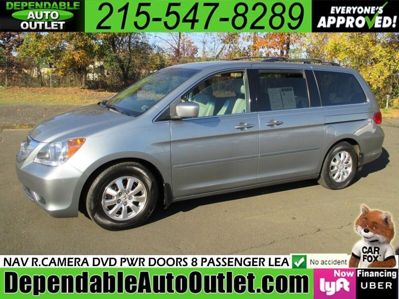 2008 Honda Odyssey EX-L w/ DVD and Navigation