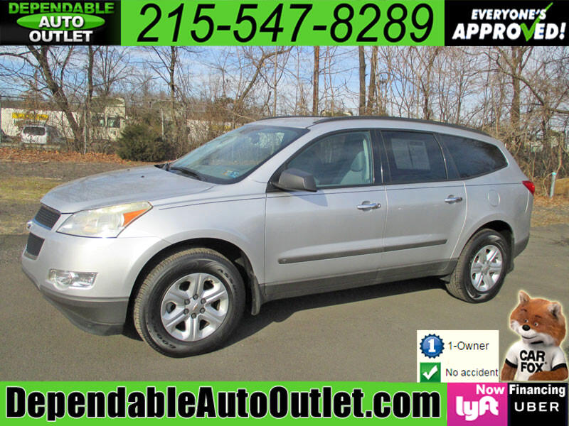 2010 Chevrolet Traverse AWD 4dr LS