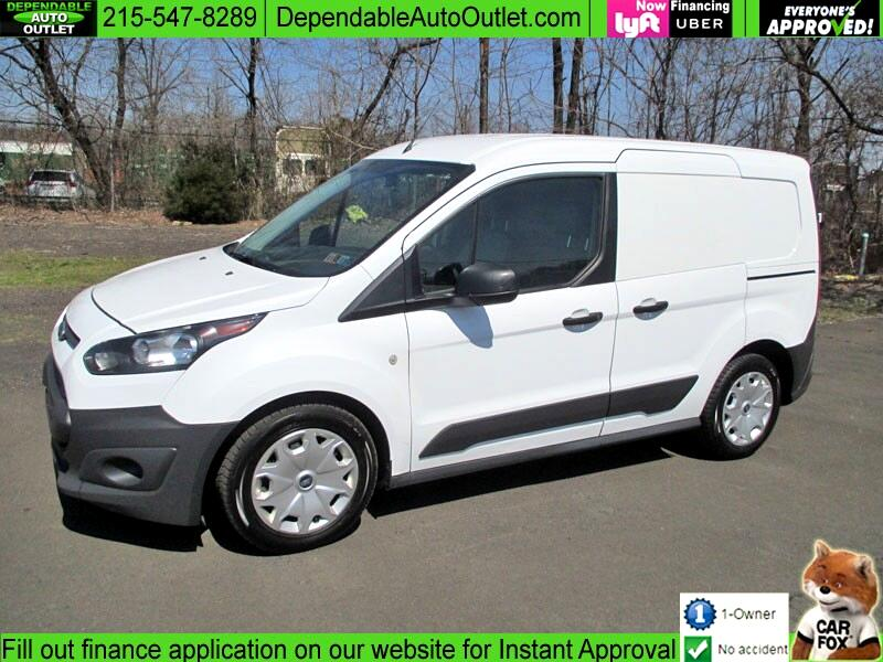 2015 Ford Transit Connect SWB XL