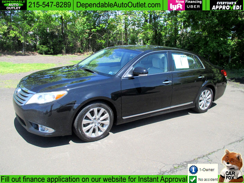 2011 Toyota Avalon 4dr Sdn (Natl)