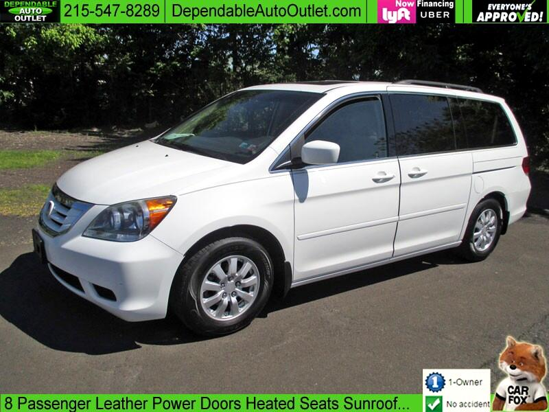 2009 Honda Odyssey EX-L 8 Passenger