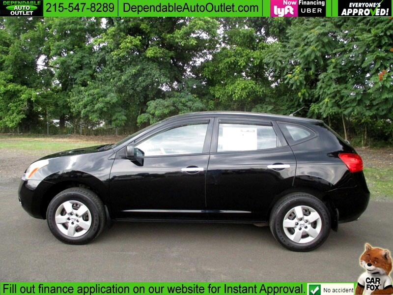 2010 Nissan Rogue AWD 4dr S