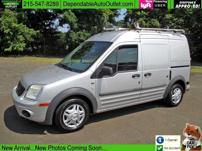 "2011 Ford Transit Connect 114.6"" XLT w/rear door privacy glass"
