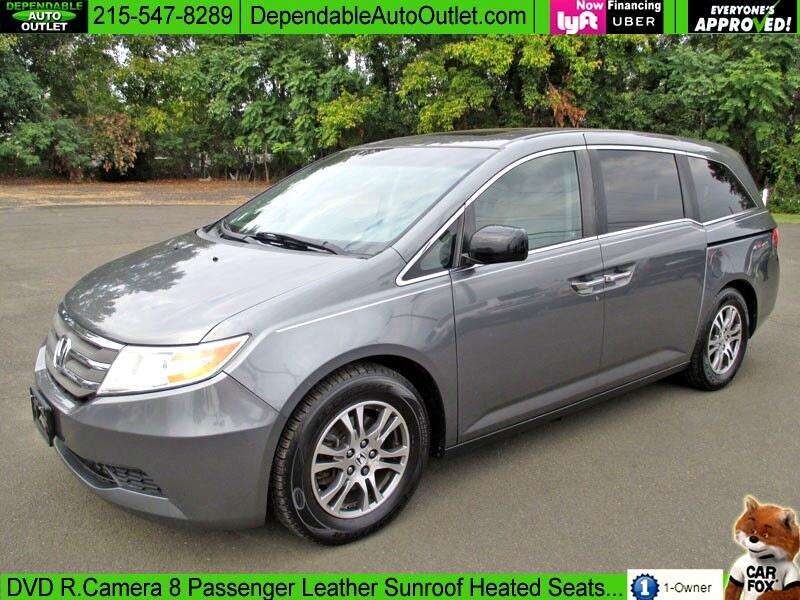 2011 Honda Odyssey EX-L 8 Passenger