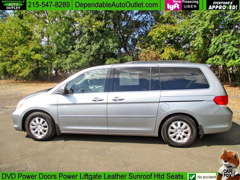 2009 Honda Odyssey 5dr EX-L
