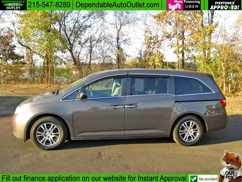 2012 Honda Odyssey EX 8 Passenger