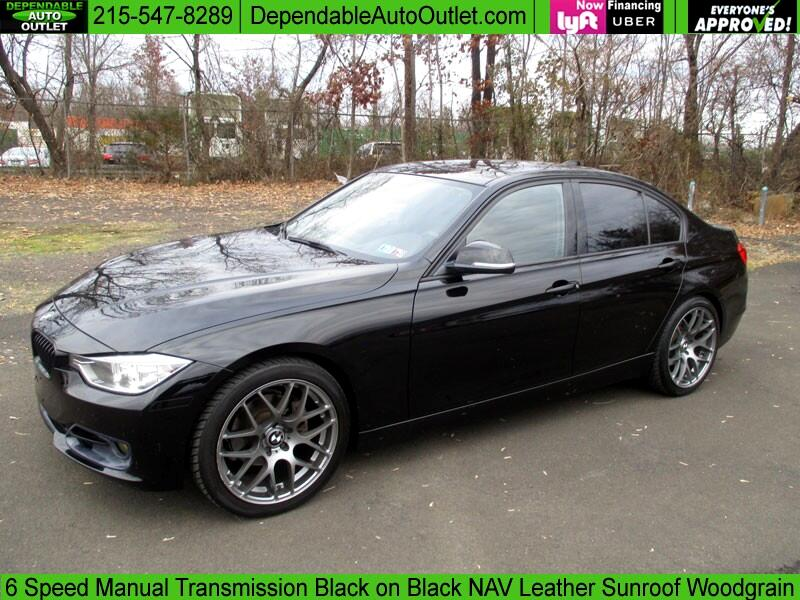 BMW 3 Series 4dr Sdn 328i RWD 2013