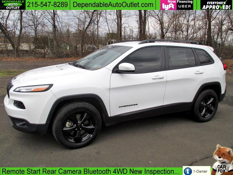 Jeep Cherokee 4WD 4dr Altitude *Ltd Avail* 2016