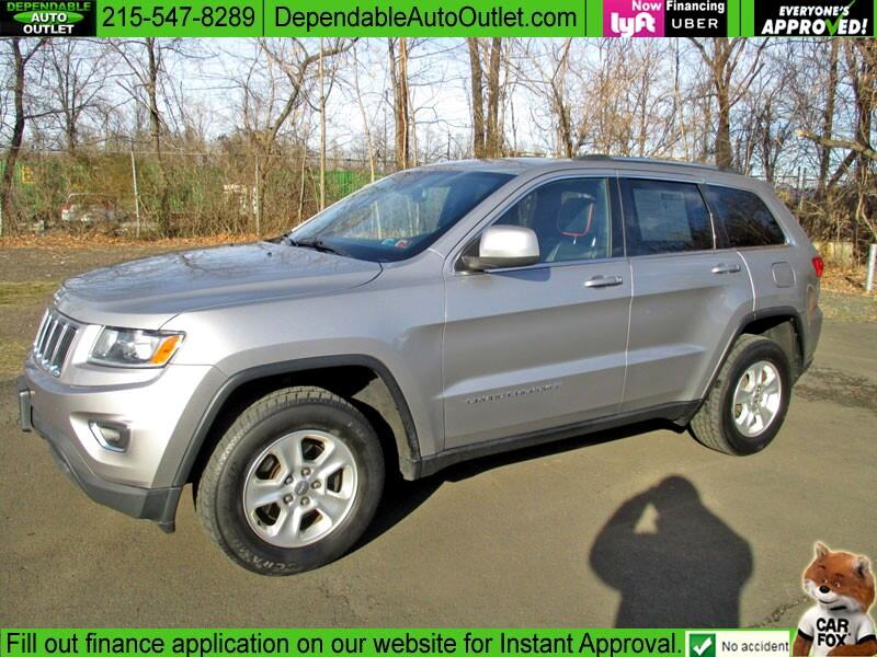 Jeep Grand Cherokee 4WD 4dr Altitude 2014
