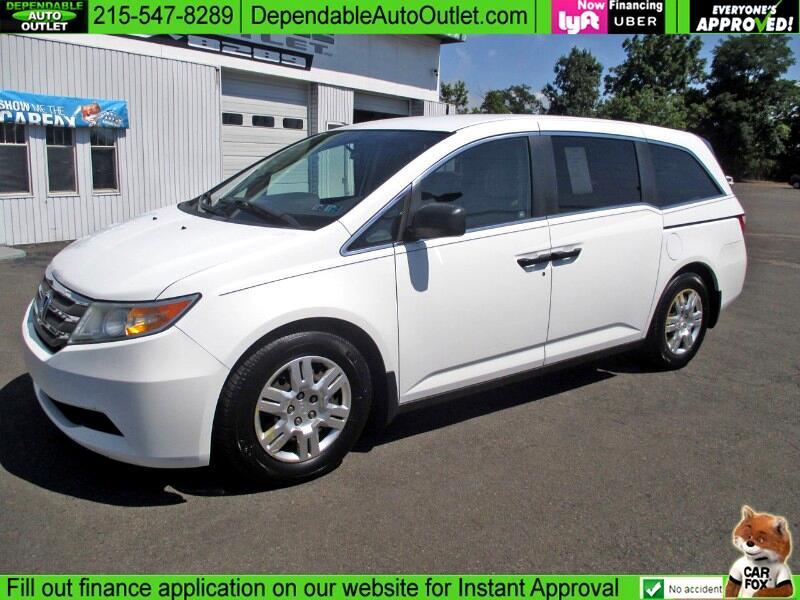 Honda Odyssey 5dr LX 2011
