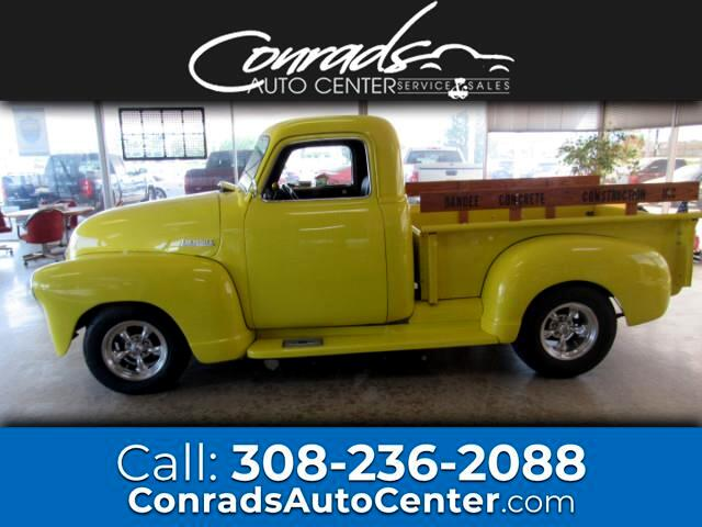 1951 Chevrolet Trucks Pickup