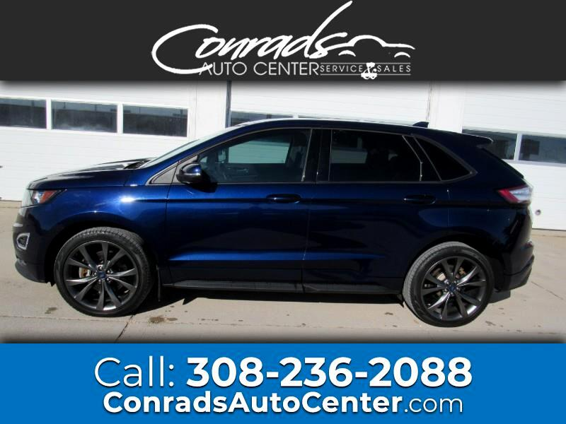 Ford Edge Sport AWD 2016
