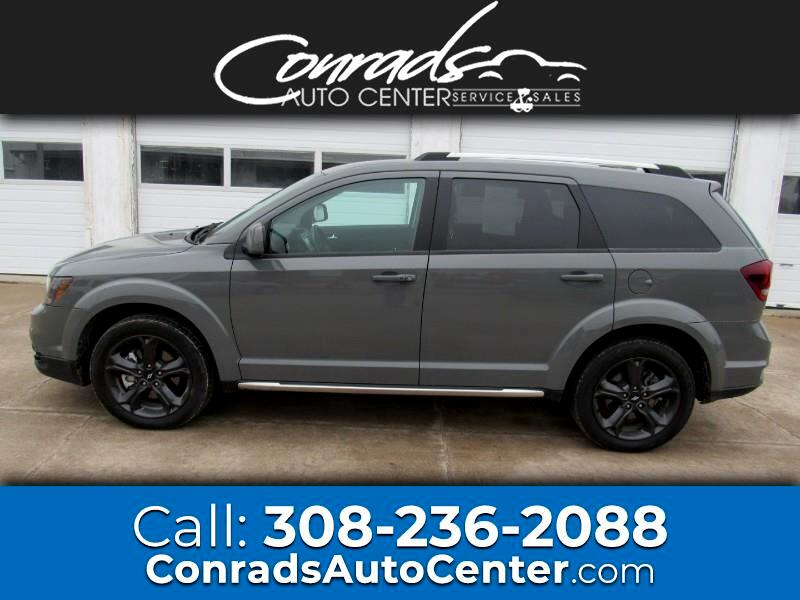 Dodge Journey Crossroad AWD 2019