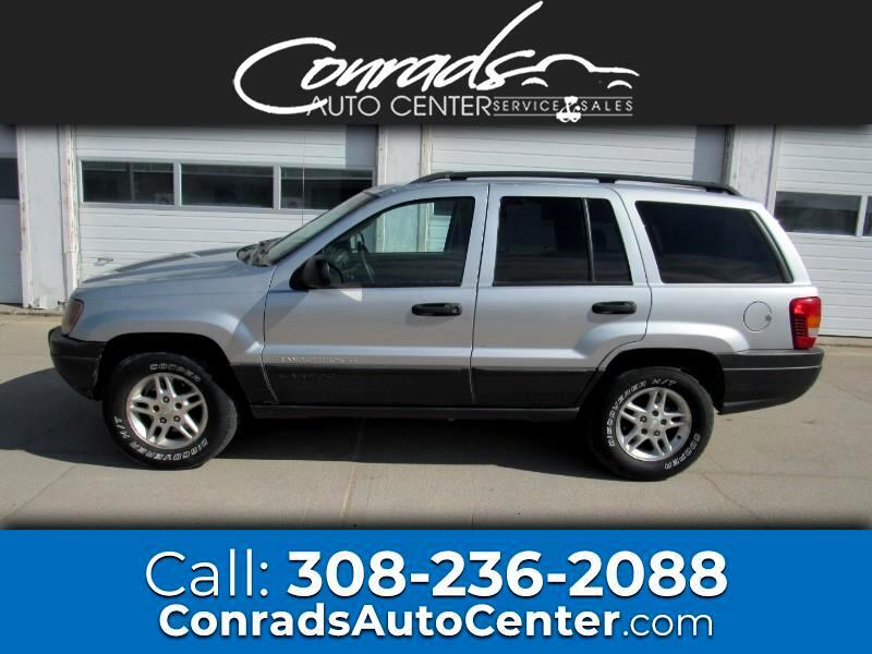 used 2003 jeep grand cherokee laredo 4wd for sale in kearney ne 68845 conrad s auto center conrad s auto center