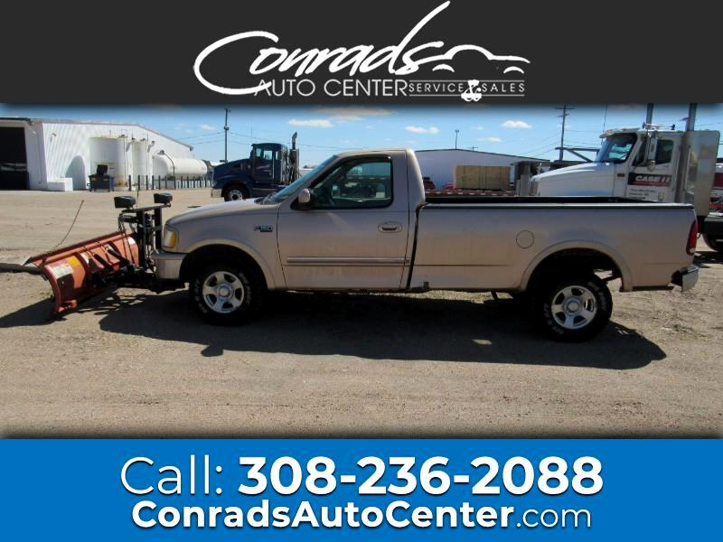 Ford F-150 Reg. Cab Short Bed 4WD 1997
