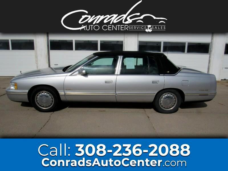 Cadillac DeVille dElegance 1999