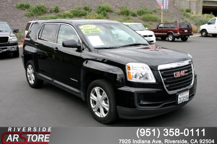Used 2017 GMC Terrain SLE1 FWD for Sale in Riverside CA