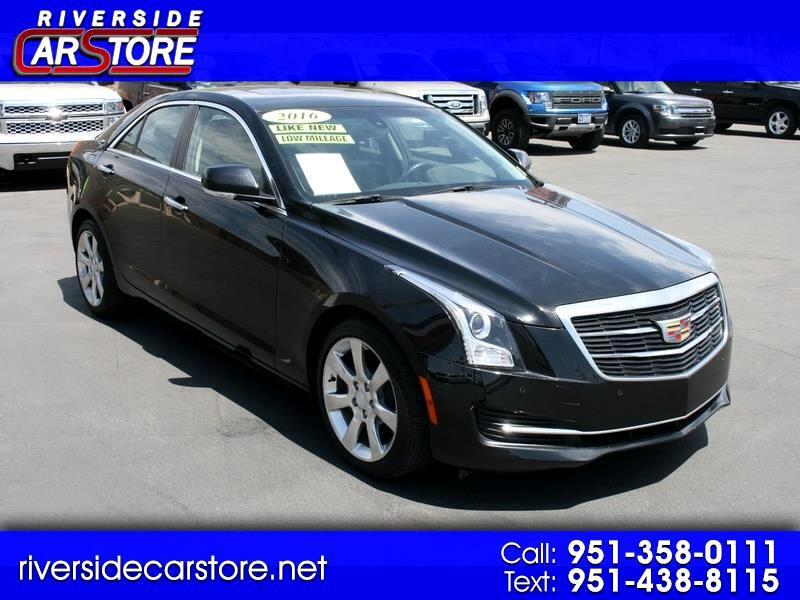 2016 Cadillac ATS 2.5L Luxury RWD