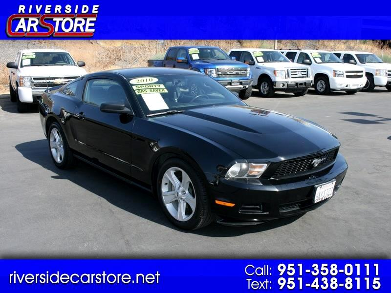 2010 Ford Mustang 2dr Cpe Premium