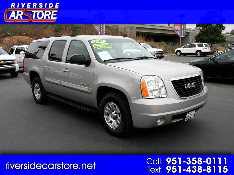 2007 GMC Yukon XL 2WD 4dr 1500 SLE