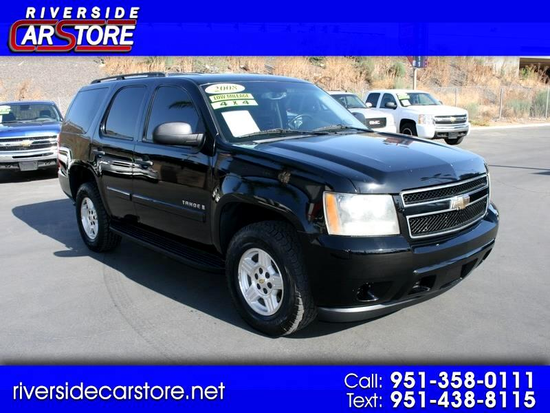 2008 Chevrolet Tahoe 4WD 4dr 1500 LS