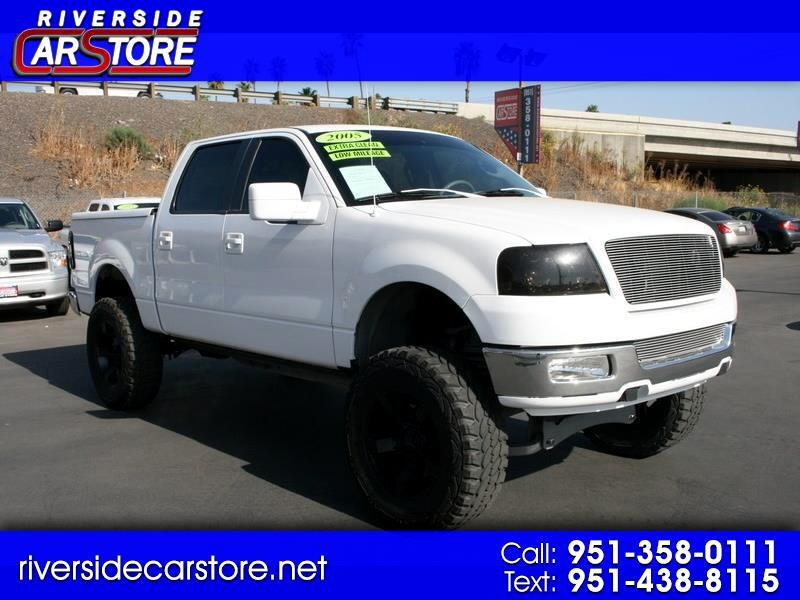 "2005 Ford F-150 SuperCrew 139"" XLT"