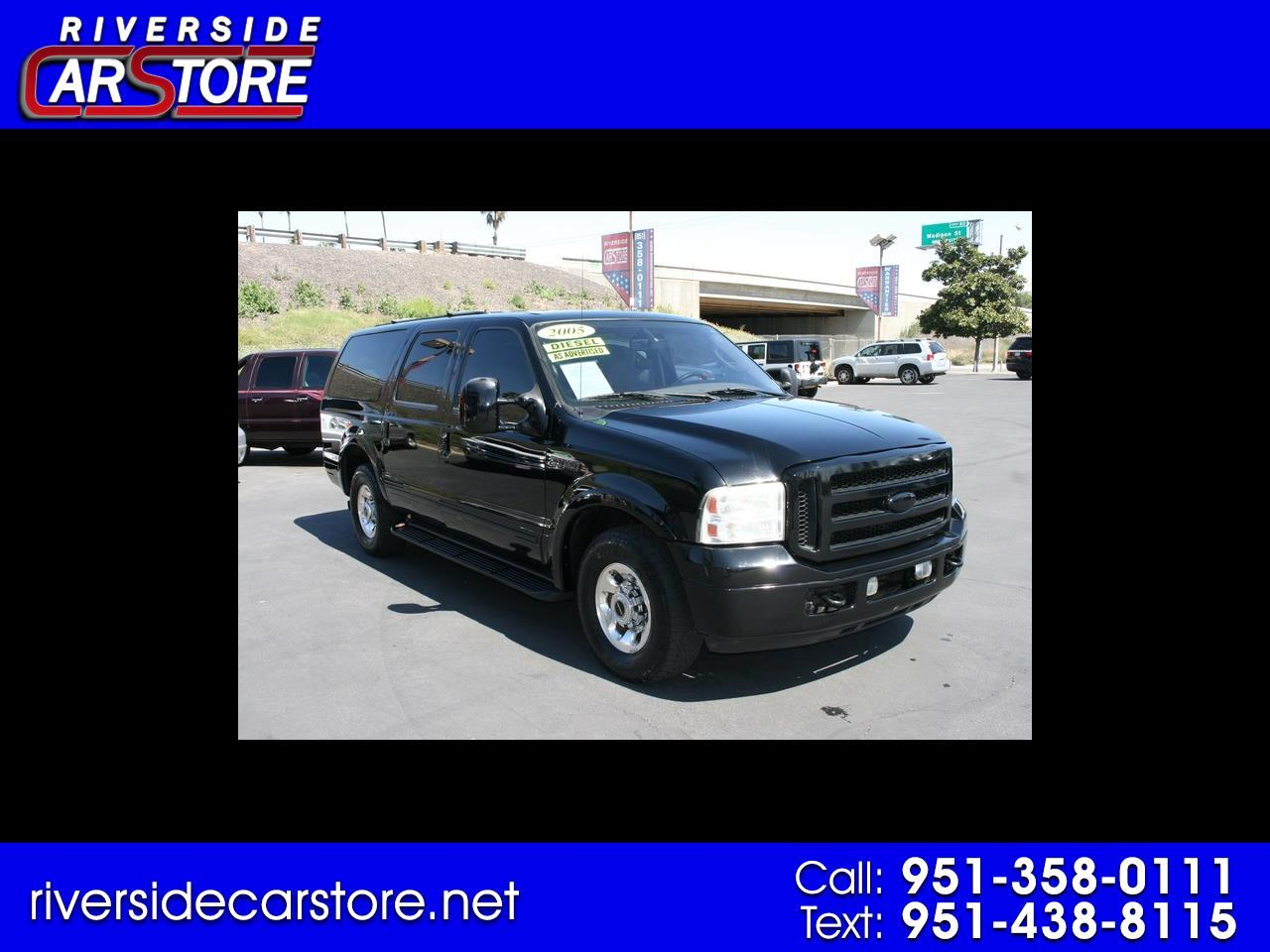 """Ford Excursion 137"""" WB 6.0L Limited 2005"""