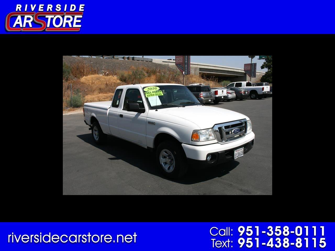 """Ford Ranger 2WD 2dr SuperCab 126"""" XLT 2010"""