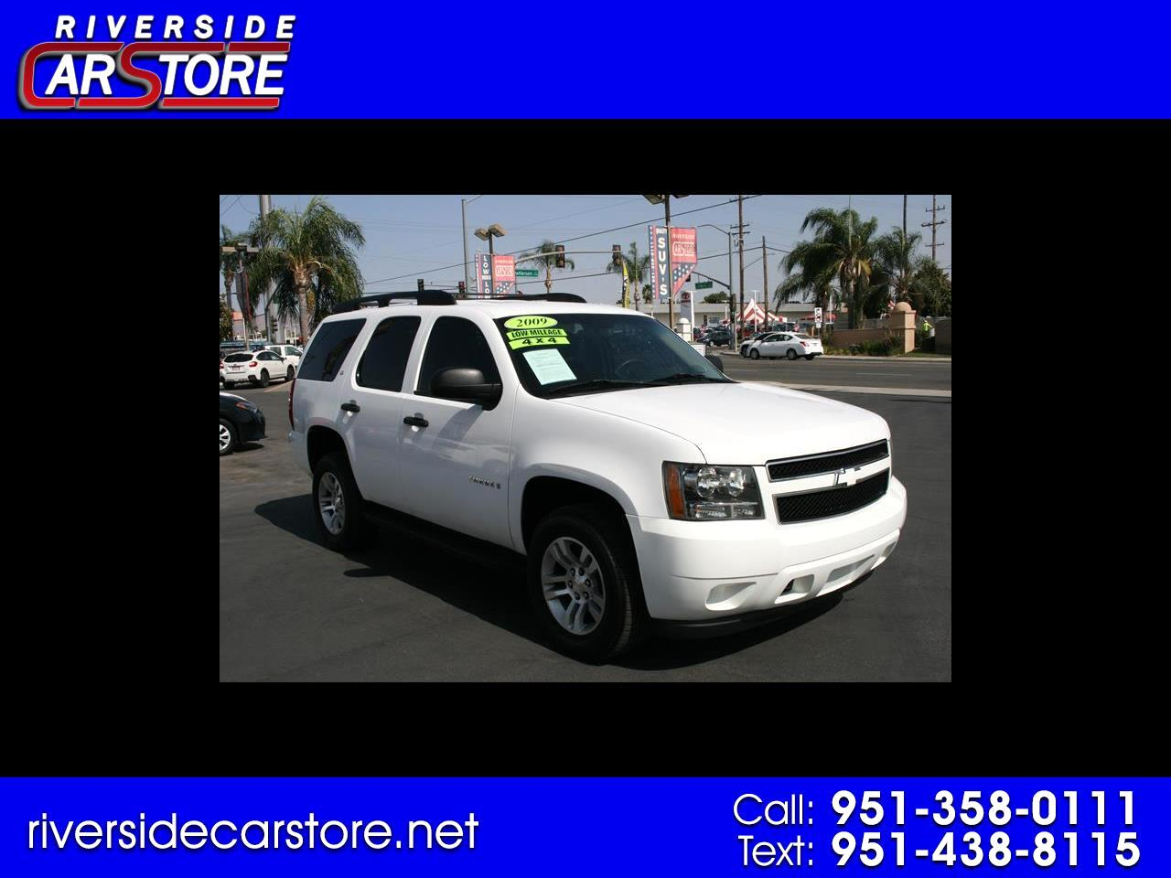 Chevrolet Tahoe 4dr 1500 4WD LS 2009