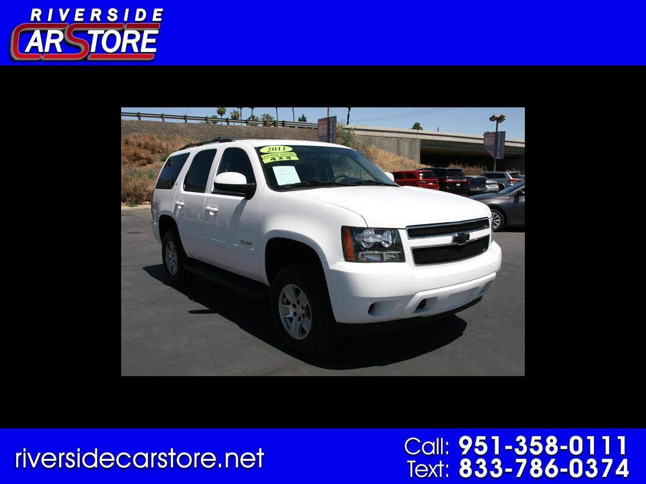 Chevrolet Tahoe 4dr 1500 4WD LS 2011