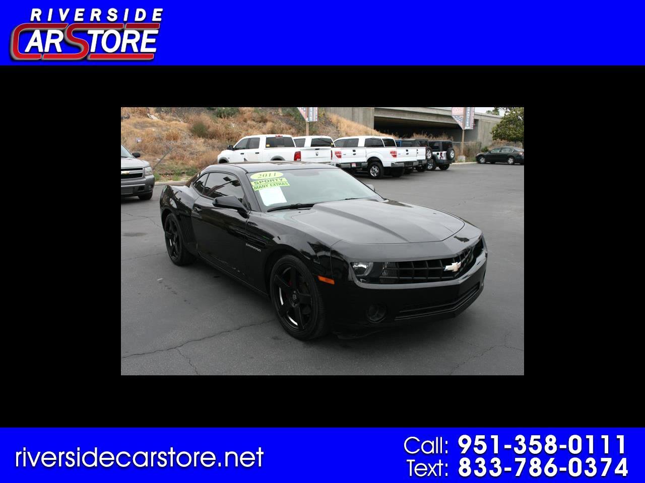 Chevrolet Camaro 2dr Cpe 2LS 2011