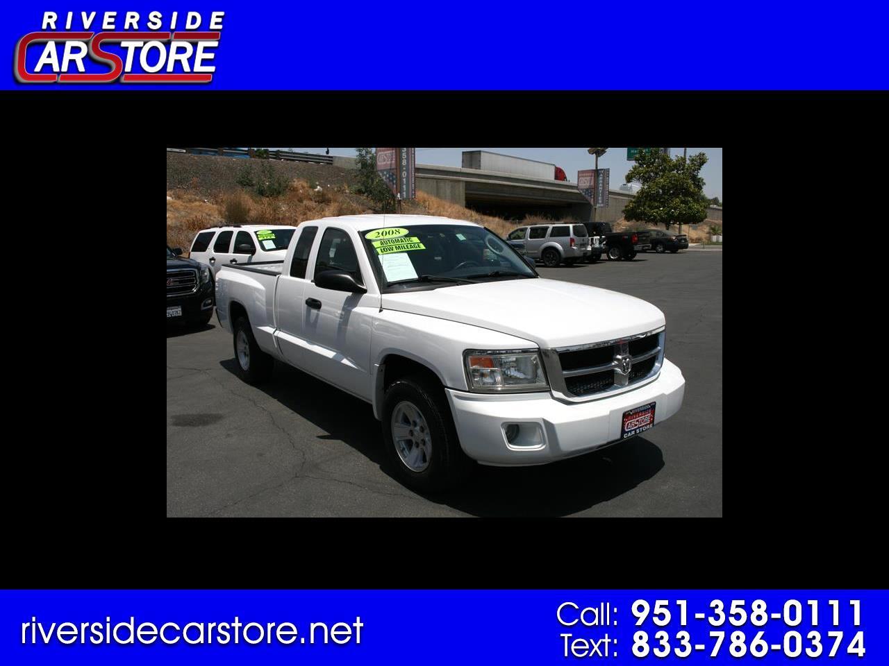 Dodge Dakota 2WD Ext Cab SLT 2008