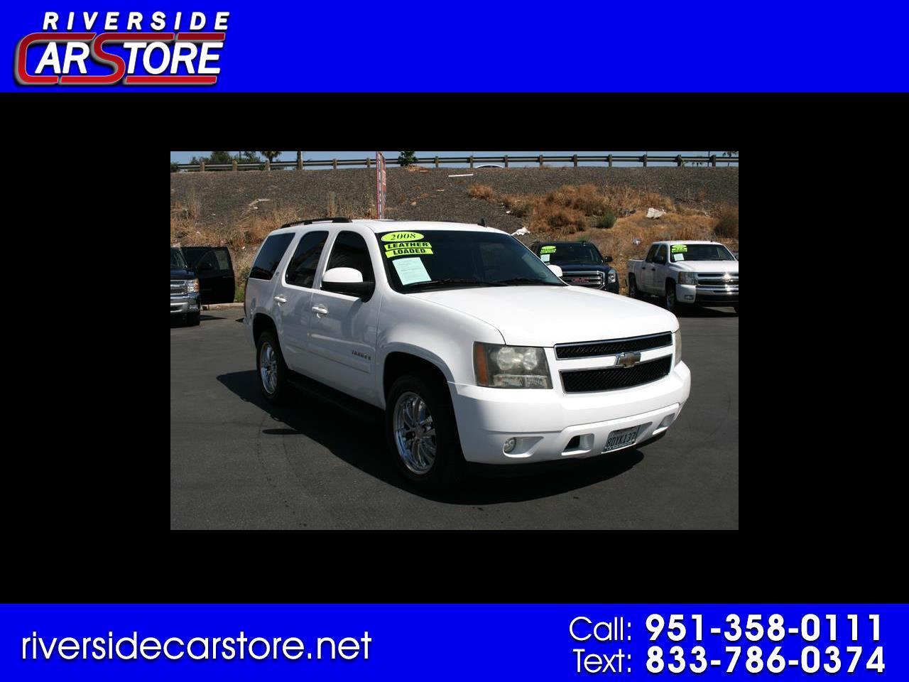 Chevrolet Tahoe 2WD 4dr 1500 LTZ 2008