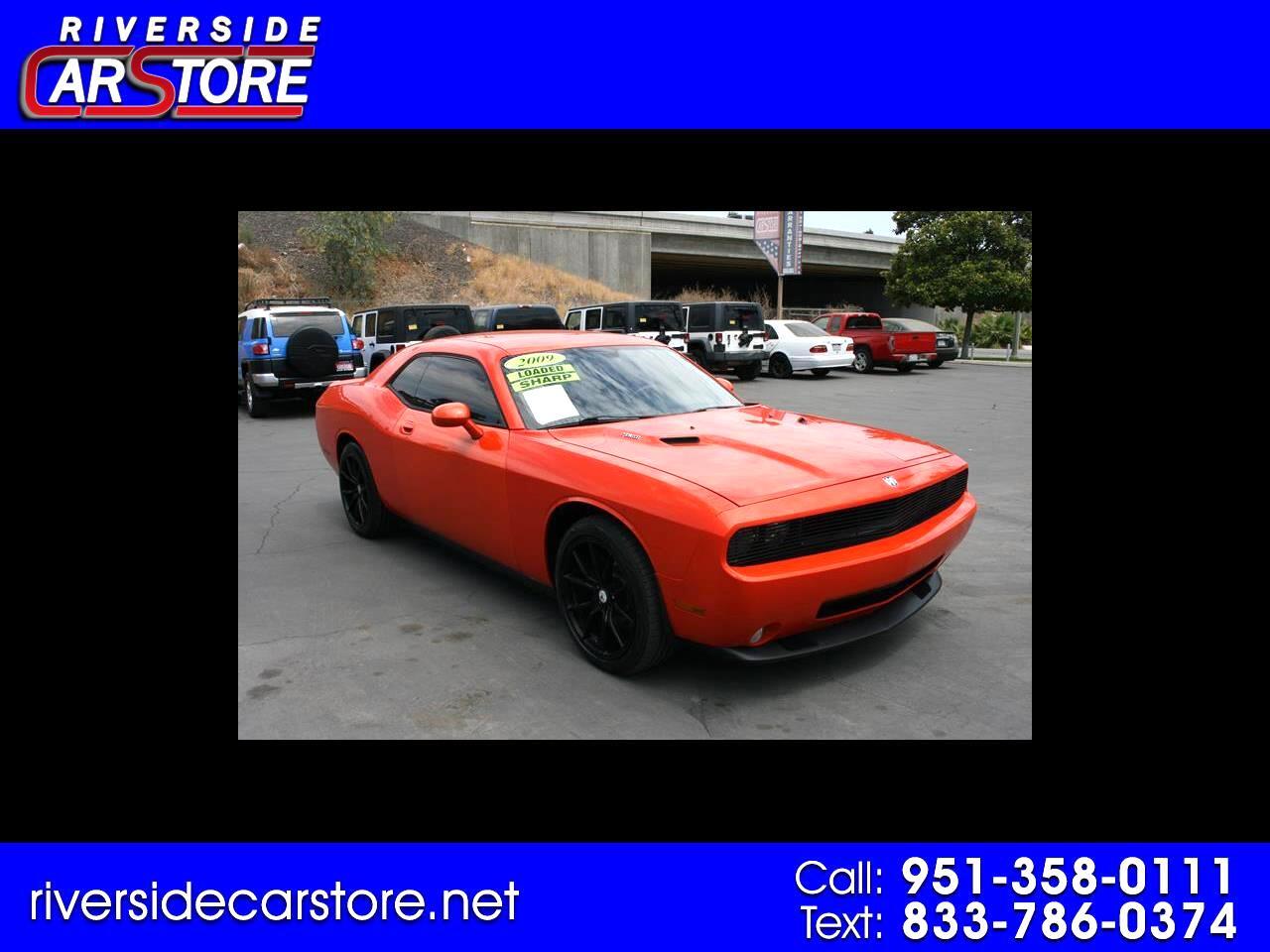Dodge Challenger 2dr Cpe R/T 2009