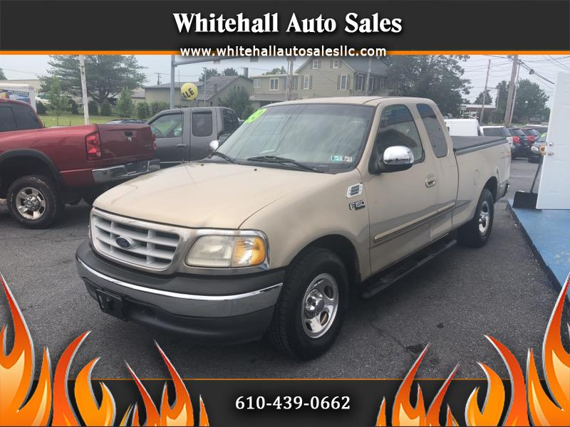 1999 Ford F-150 Lariat SuperCab Long Bed 2WD