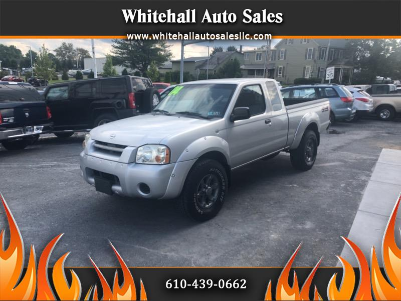 2004 Nissan Frontier XE-V6 King Cab 4WD